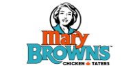 Mary Brown's Chicken and Taters Logo